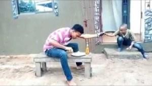 Video: EAT ALONE  | Latest 2018 Nigerian Comedy